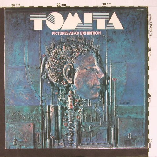 Tomita: Pictures Of An Exhibition, RCAred(ARL1-0838), US, 75 - LP - A1468 - 4,00 Euro