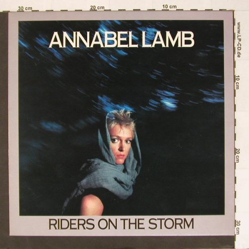 Lamb,Annabel: Riders On The Storm*2+1, AM(AMS 12.9706), NL, 83 - LP - A1594 - 4,00 Euro