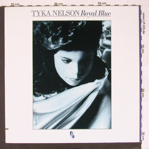 Nelson,Tyka: Royal Blue,Co, Chrys.(41643), CDN, 88 - LP - A1767 - 7,50 Euro