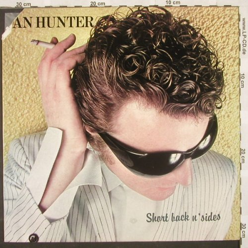 Hunter,Ian: Short Back N'Sides,Co, Chrys.(), US, 81 - LP - A2127 - 7,50 Euro