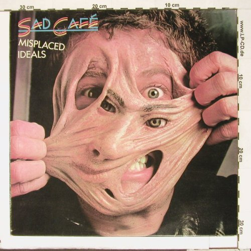 Sad Cafe: Misplaced Ideals, RCAorange(PL 25133), UK, 78 - LP - A2223 - 6,00 Euro