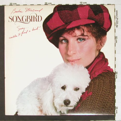 Streisand,Barbra: Songbird..Sorry Would'nt Find!, Columb.(PC 35375), US, 78 - LP - A2573 - 5,00 Euro