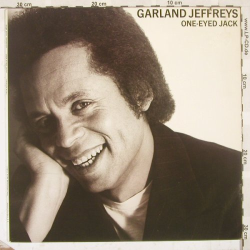 Jeffreys,Garland: One-Eyed Jack,Co, AM(), US, 78 - LP - A2608 - 5,50 Euro