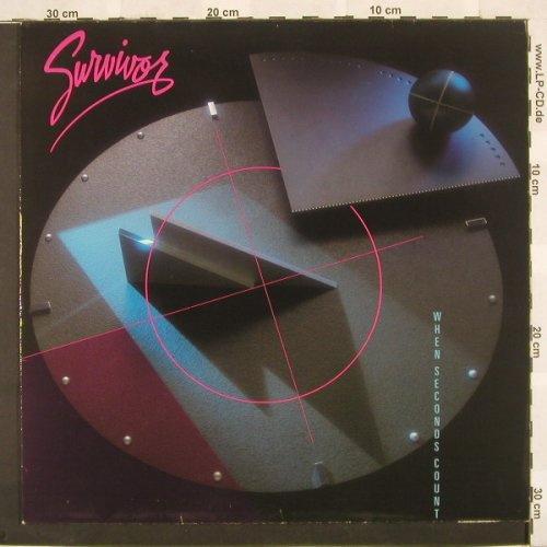 Survivor: When Seconds Count, Scotti Br.(), D, 86 - LP - A2886 - 4,00 Euro