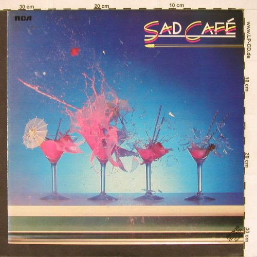Sad Cafe: Same, RCAorange(PL25319), D, 80 - LP - A3274 - 5,00 Euro
