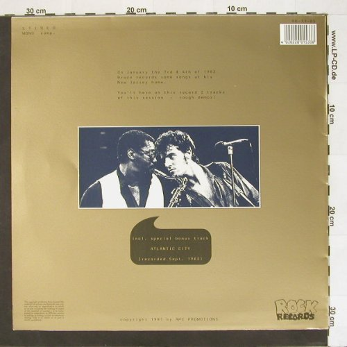 Springsteen,Bruce: At Home, Rock(RR-13-BS), D, 87 - LP - A335 - 30,00 Euro