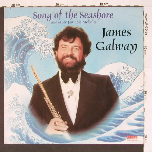 Galway,James: Song Of The Seashore,Ri, RCA(NL 70117), D, 79 - LP - A345 - 3,00 Euro