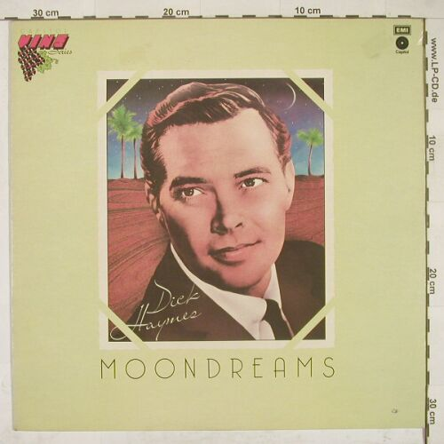 Haymes,Dick: Moondreams'57, co, ri, CapitolVin(VMPN 1003), UK,  - LP - A3473 - 4,00 Euro