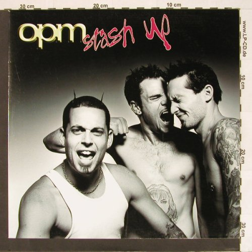 OPM: Stash Up*3+1, Atlantic(), D, 01 - 12inch - A3500 - 5,00 Euro