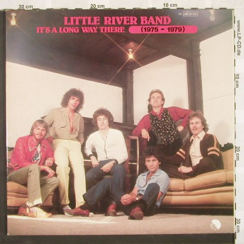 Little River Band: It's A Long Way There(1975-79), Foc, EMI(064-82 516), D, 78 - LP - A3702 - 6,00 Euro
