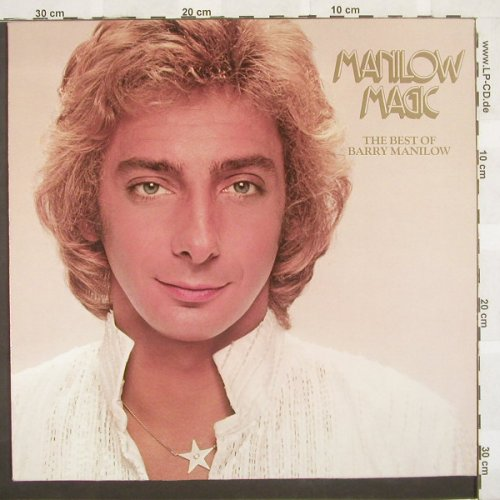 Manilow,Barry: Manilow Magic-The Best Of, Arista(201 222-320), D, 79 - LP - A4952 - 5,50 Euro