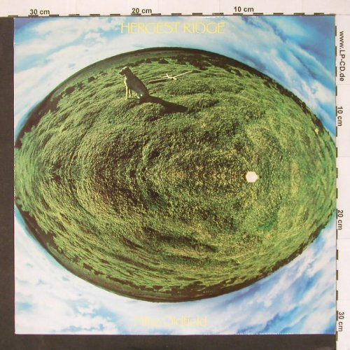 Oldfield,Mike: Hergest Ridge,Ri, Virgin(88 134-270), D, 74 - LP - A5337 - 6,50 Euro