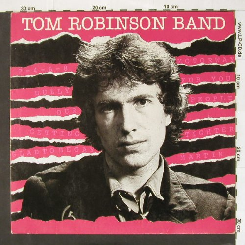 Robinson Band,Tom: Same, EMI(064-78059), D, 81 - LP - A5560 - 5,00 Euro