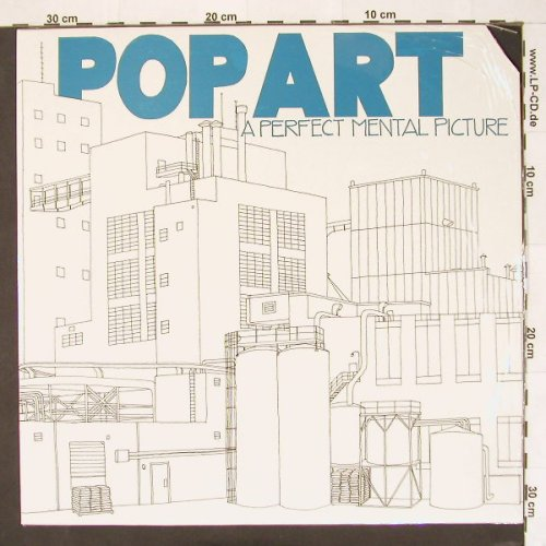 Pop Art: A Perfect Mental Picture,Co,FS-New, Full Blast(FBLP 4.00141 J), D, 86 - LP - A5610 - 5,00 Euro