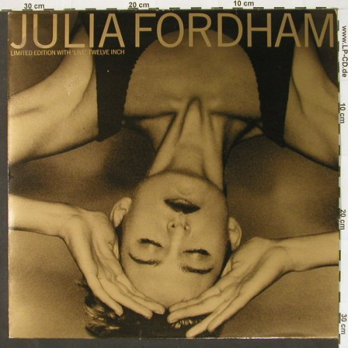 "Fordham,Julia: Same,Lim.Ed.with Live 12"", Circa(Julia 4), , 89 - LP+12"" - A5796 - 5,00 Euro"