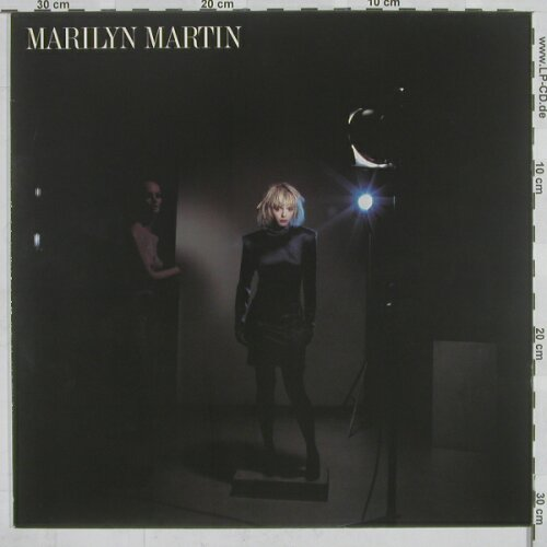 Martin,Marilyn: Same, Atlantic(780 207-1), D, 86 - LP - A5866 - 3,00 Euro