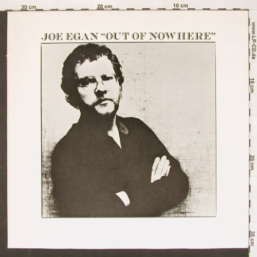 Egan,Joe: Out Of Nowhere, Ariola(200 587-320), D,  - LP - A6224 - 4,00 Euro