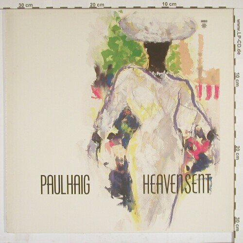 Haig,Paul: Heavensent, LesDisques(600 817), UK, 83 - 12inch - A6700 - 4,00 Euro