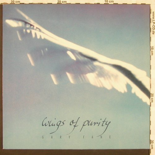 Fane,Gary: Wings Of Purity*2+2, RCA(PT 43 920), D, 90 - 12inch - A7136 - 4,00 Euro