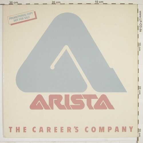 V.A.Arista: The Career's Company,Promo, Arista(Promo 13), D, 80 - LP - A7403 - 5,00 Euro