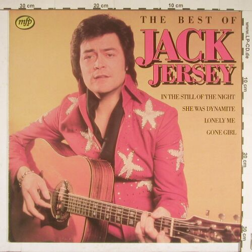 Jersey,Jack: The Best Of, MFP(1A022-58110), NL, 80 - LP - A7419 - 4,00 Euro