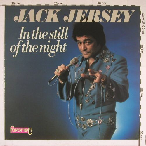Jersey,Jack: In The Still Of The Night, ri, Bovema(1A 050-24992), NL, 79 - LP - A7485 - 4,00 Euro