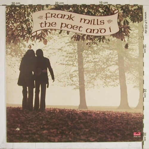 Mills,Frank: The Poet and I, Co, Polyd.(2424 170), CDN, 74 - LP - A7672 - 5,00 Euro