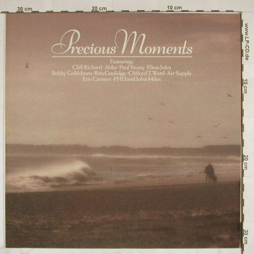 V.A.Precious Moments: 16 Tr., Impression(LP-IMP3), UK, 83 - LP - A7851 - 4,00 Euro