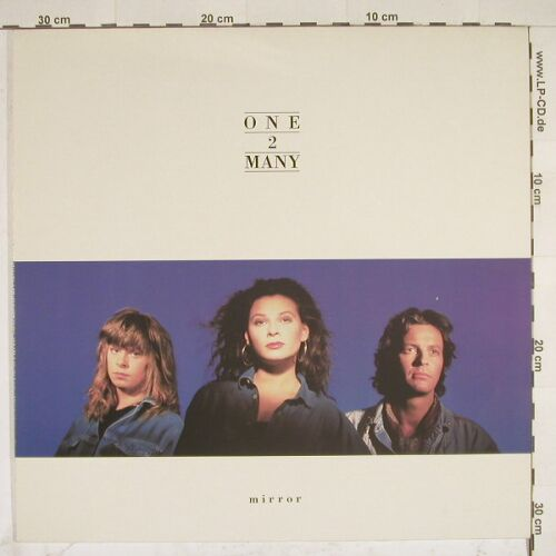 One 2 Many: Mirror, AM(396984-1), NL, 88 - LP - A7866 - 5,00 Euro