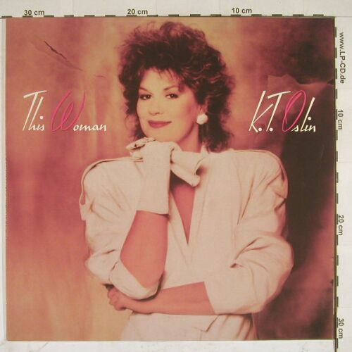 Oslin,K.T.: This Woman, RCA(PL 88369), D, 88 - LP - A7867 - 4,00 Euro