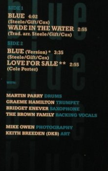 Fine Young Cannibals: Blue*2/Wade i t Water,Love for sale, London(886 005-1), D, 1985 - 12inch - A7978 - 1,50 Euro