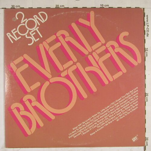 Everly Brothers: 2 Records Set, co, GRT(), US, 1974 - 2LP - A8043 - 7,50 Euro