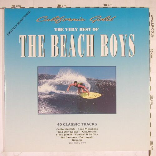 Beach Boys: California Gold,The Very Best Of, EMI(7 96549 1), D Foc, 90 - 2LP - A8110 - 6,00 Euro