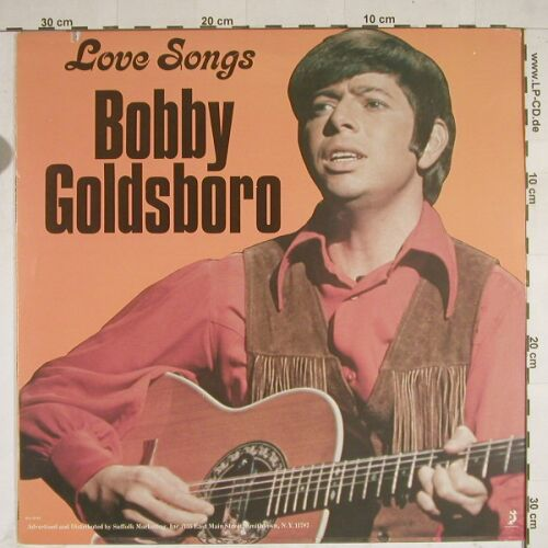 Goldsboro,Bobby: Love Songs'73 , co, Liberty(SSL-8142), US, 80 - LP - A8125 - 5,00 Euro