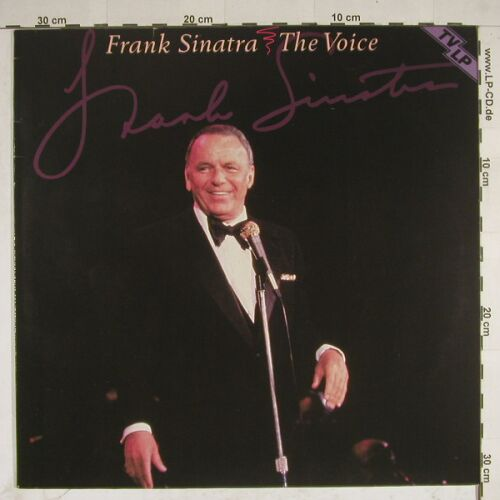 Sinatra,Frank: The Voice, Reprise(DN 6211), NL, 83 - LP - A8126 - 5,50 Euro