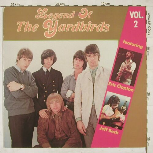 Yardbirds: Legend Of, Vol.2, Babylon(F 80 018), D,  - LP - A8344 - 5,00 Euro