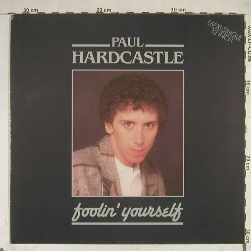 Hardcastle,Paul: Foolin'Yourself+2, Chrys.(608 338), D, 86 - 12inch - A8685 - 2,50 Euro