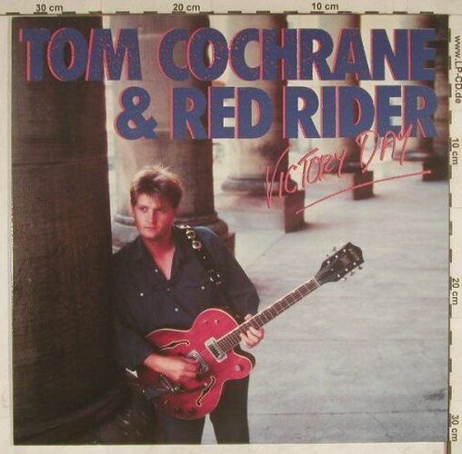 Cochrane,Tom & Red Rider: Victory Day, RCA(PL 88 532), D, 88 - LP - A8854 - 4,00 Euro