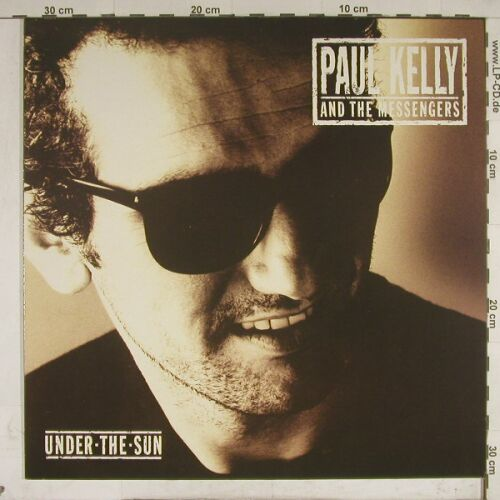Kelly,Paul & The Messengers: Under The Sun, AM(396 979-1), D, 88 - LP - A8868 - 5,00 Euro