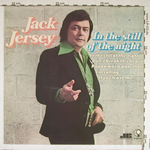 Jersey,Jack: In The Still Of The Night, Imperial(5C052.24992), NL, 73 - LP - A9042 - 5,00 Euro