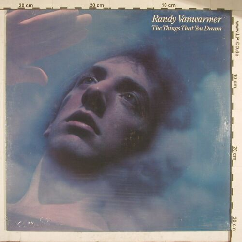 Vanwarmer,Randy: The Things That You Dream, FS-New, Ariola(205 246-320), D, 83 - LP - A9510 - 7,50 Euro