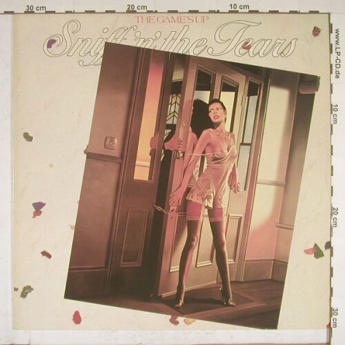 Sniff'n'The Tears: The Game's Up, Atlantic(CMK 3014), UK, 1980 - LP - A9911 - 5,00 Euro