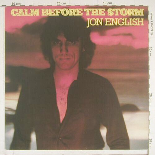 English,Jon: Calm Before The Storm, Frituna(FRLP-168), , 80 - LP - A9917 - 6,00 Euro