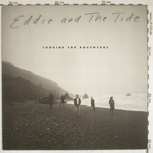 Eddie & The Tide: Looking For Adventure, Atco(790 586-1), D, 87 - LP - A9957 - 4,00 Euro