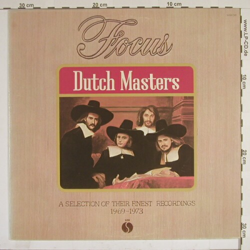 Focus: Dutch Masters, Sire(SASD-7505), US, co, 75 - LP - B1072 - 5,50 Euro
