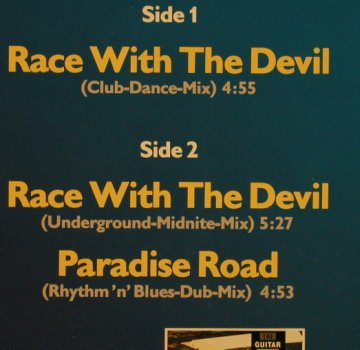 Guitar Army: Race With The Devil*2+1, RCA(PT 41764), D, 88 - 12inch - B1210 - 2,50 Euro