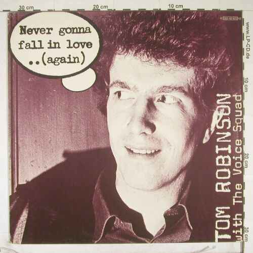 Robinson,Tom: Never Gonna Fall In Love...+1, EMI(052-62 923), D, 79 - 12inch - B1213 - 4,00 Euro
