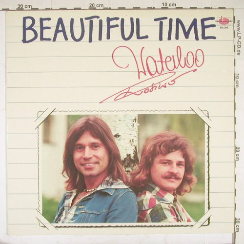 Waterloo & Robinson: Beautiful Time, Atom(69.065), D, 77 - LP - B1746 - 5,00 Euro