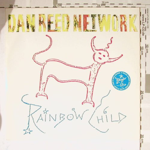 Reed Network,Dan: Rainbow Child +3, Mercury(876989), D, 90 - 12inch - B1867 - 1,50 Euro