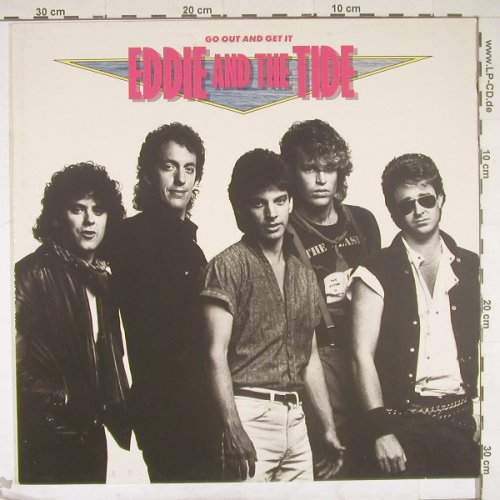 Eddie & The Tide: Go Out And Get It, Atco(790 289-1), D, 85 - LP - B1918 - 6,50 Euro